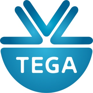 Logo Tega - rotund