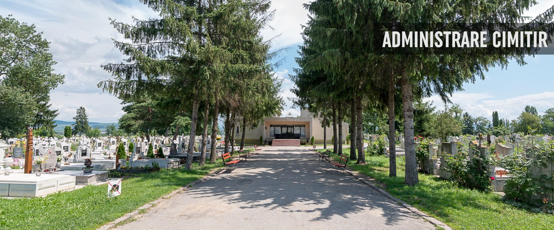 Administrare cimitir